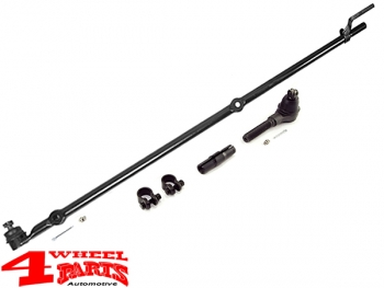 4 Wheel Parts-Tie Rod Assembly Kit Steering Jeep Wrangler