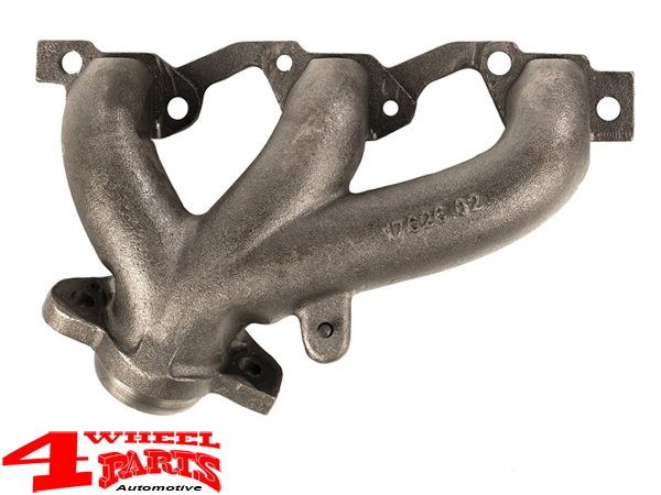 exhaust manifold right wrangler jk year 07 11 mit 3 8 l 6 cyl engine