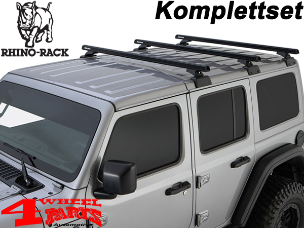 rhino rack backbone system montagekit