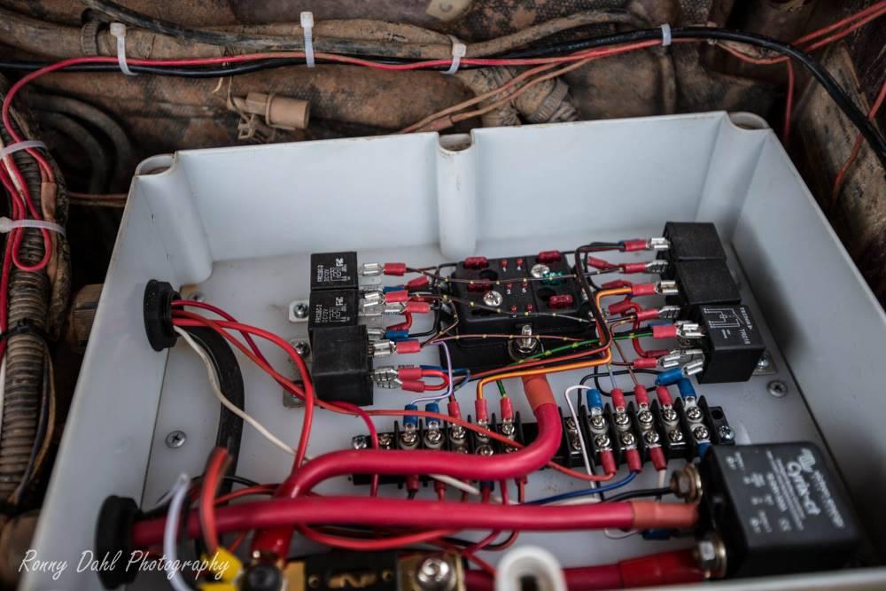 custom fuse box
