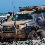 Toyota Land Cruiser Prado 150 Modified