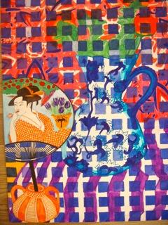 """Still Life by Brian Woollard, Mixed Media, 23.5"""" x 16.5"""""""