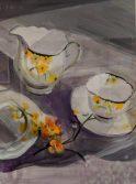Hilary's China by Hilary Blake Adams-£95