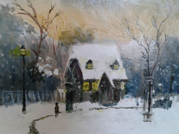 House by Sanjay Synghal - SOLD