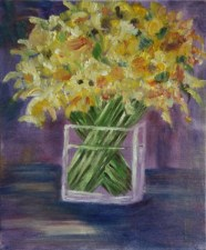 Daffodils by Janice Andrews