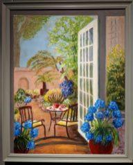 Mon Jardin by Jill Clayton