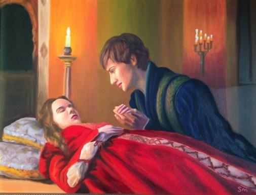 Romeo and Juliet by Soyeun Margolin