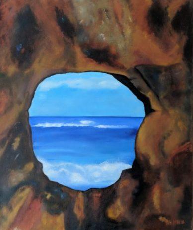 SS Maheno Fraser Island QLD by Helen Norfolk-£150