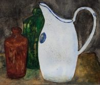 White Jug by John Dawson