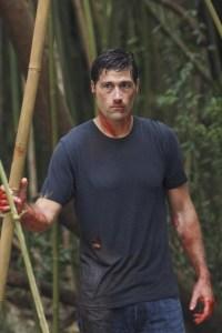 Lost series finale shot of Jack