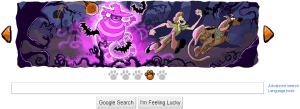 Scooby Doo Google Doodle Frame 4