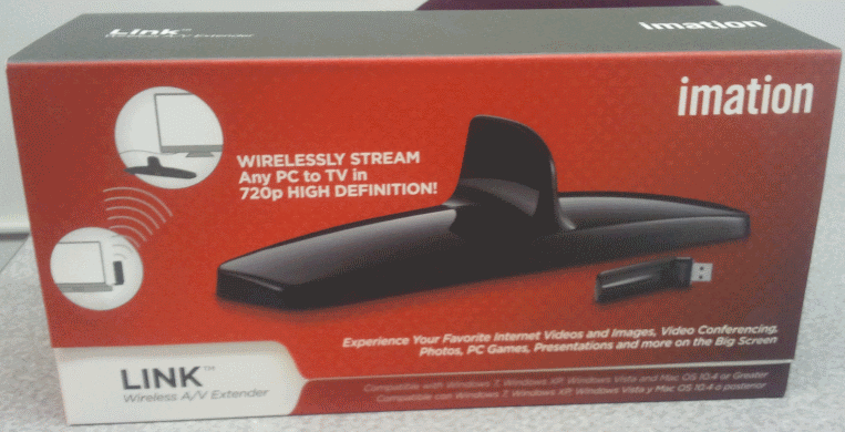 IMATION LINK WIRELESS DRIVER (2019)