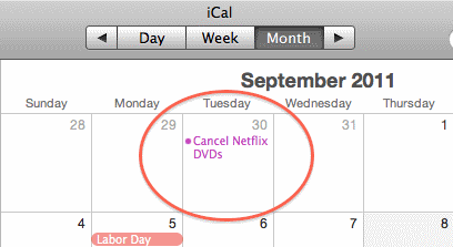how to cancel change of plan netflix