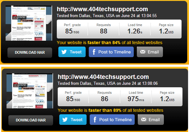 homepage with disqus without