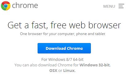 java download windows 7 64 bit chrome