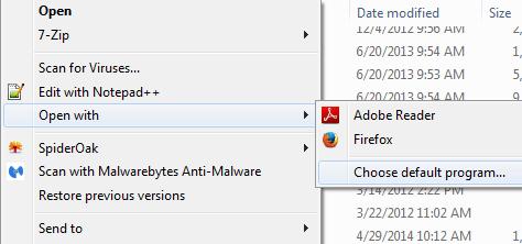 Make Firefox Open Pdf Instead Of