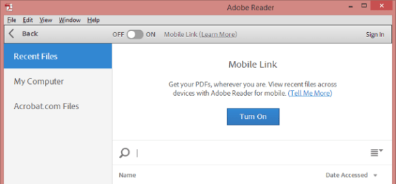 What is Adobe Mobile Link? - 404 Tech Support