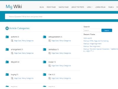 mywiki