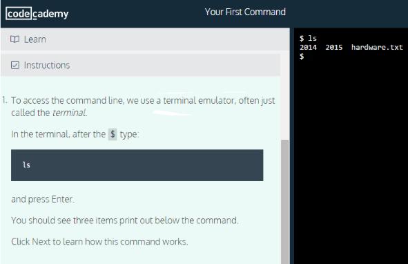 codeacademy_terminal