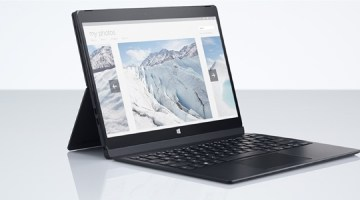 Dell updated the Latitude line and introduced InfinityEdge monitors at CES