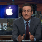 John Oliver explains the Apple FBI Encryption argument
