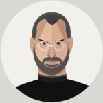Steve Jobs' journey