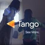 Videos demo Google's Tango-enabled phones