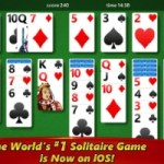 Microsoft releases Solitaire collection for iOS