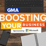 Microsoft Teams featured on Good Morning America