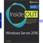 'Windows Server 2016 Inside Out' book now available with Current Book Service to cover the latest changes