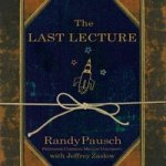 An Amazing Story – 'The Last Lecture'