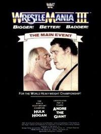 WrestleMania III (1987)
