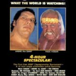 WrestleMania IV – Tournament To Crown A Champion