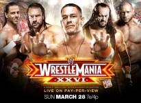 WrestleMania 26 Poster