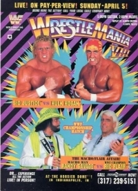 Double Main Event (Kind Of) – WrestleMania VIII