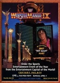 Bait And Switch Main Event – WrestleMania IX