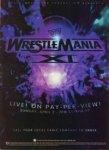 WrestleMania XI (1995)