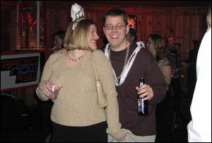 Patty Shakes With Pip