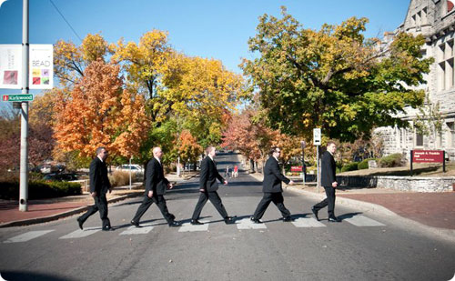 Abbey Road In Bloomington