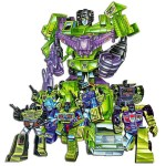 Bringing Back An Old Friend: Devastator