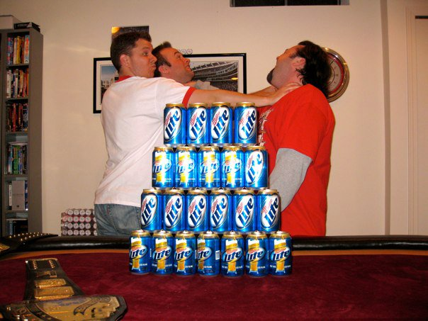 Beeramid 2011 - Row #4