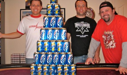 Beeramid 2011 - Row #7