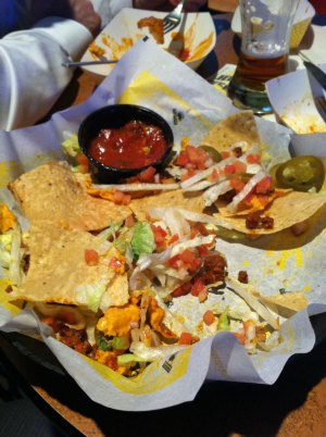 Nachos From BW3
