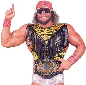 "The ""Macho Man"" Randy Savage"