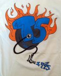 The T5 Flaming Keg Shirt