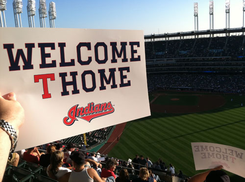 Welcome Thome!