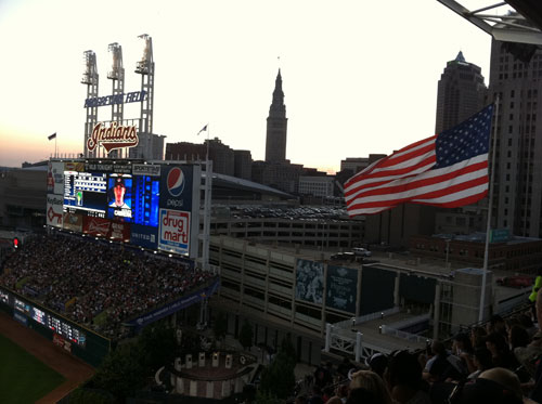 A Beautiful Night In Cleveland