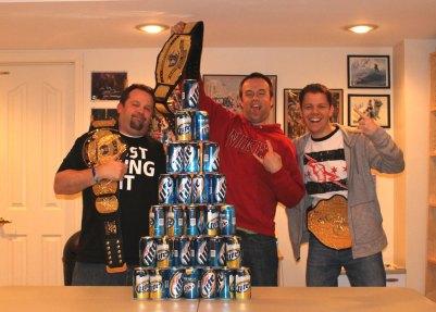 Beeramid 2013 - WrestleMania 29