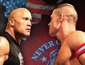 The Rock & John Cena