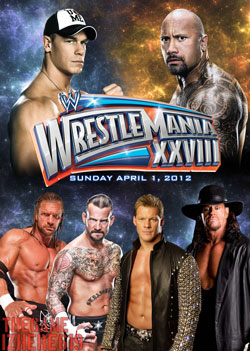 A Month Out From Mania – Previewing WrestleMania 28